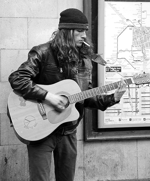 London_Busking in Camdon Town