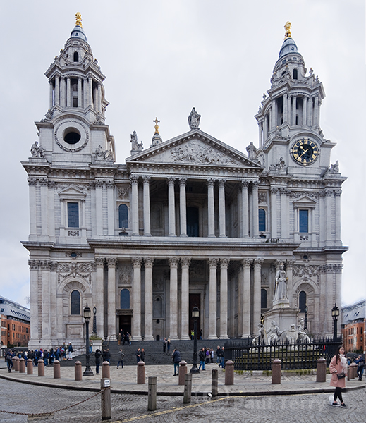 London_St Pauls Cathedral