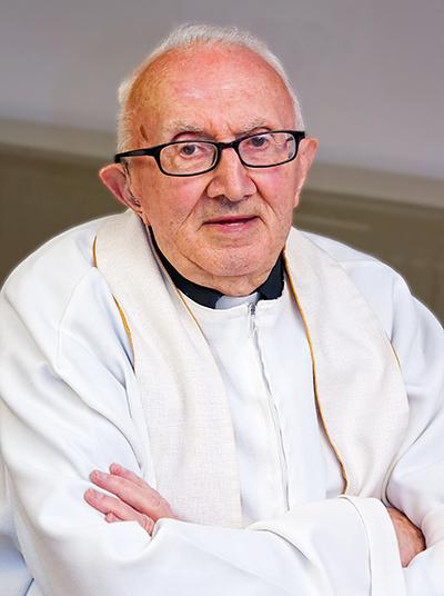 Fr. Jack McKeever