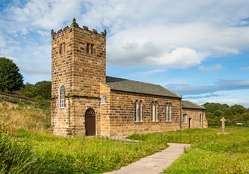 St. Helen's Church_Beamish