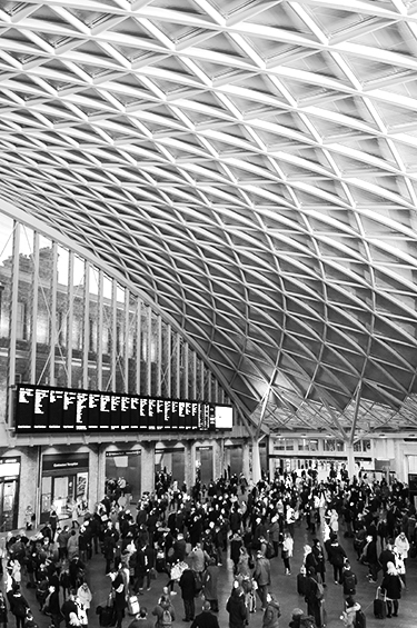 Kings Cross Station_London