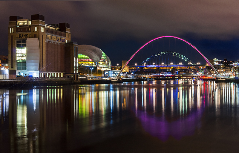 LRPS 7 - River Tyne reflections
