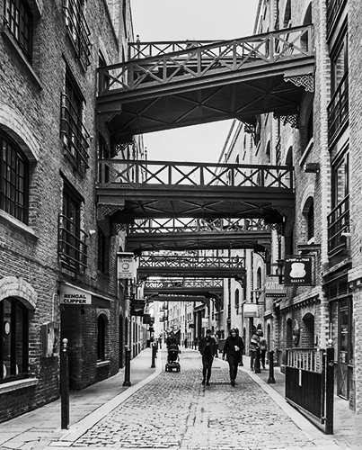 Shad Thames, London