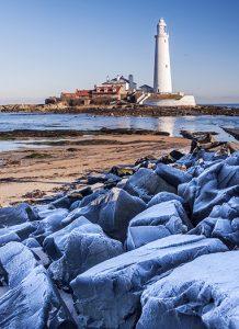 St. Mary's Island & Lighthouse