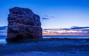 Morning Blue Hour at Marsden Bay